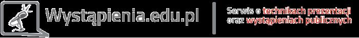 Zabójczo skuteczne wystąpienia publiczne Logo